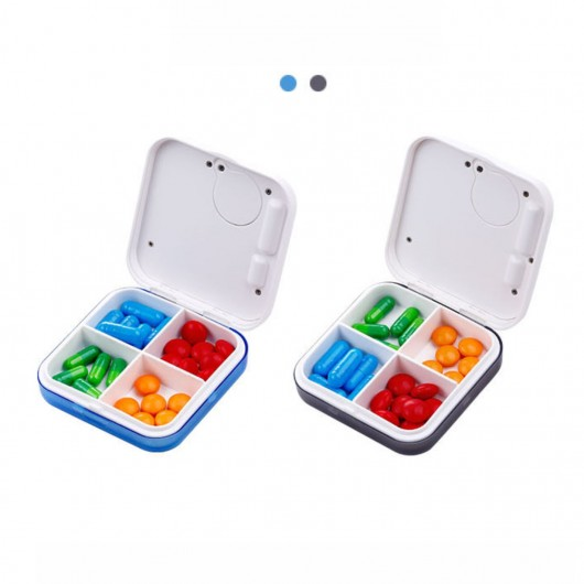CR-210  Pill Box Reminder Timer with 5 Daily Alarms