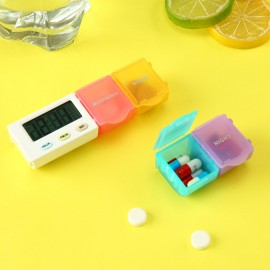 CR-216  5 Alarm Pill Box Organizer  (1-Day)
