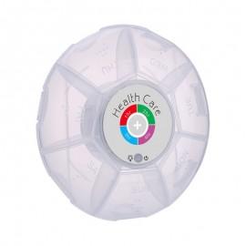CR-222  Pill Box Organizer with Timer (7-Days)