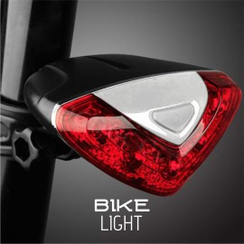 CR-315  Bicycle Tail Light