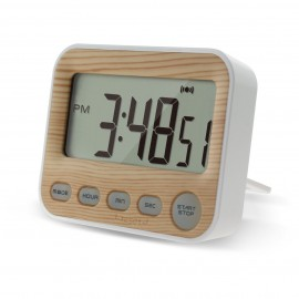 CR-321  Jumbo Display Timer with Alarm Clock