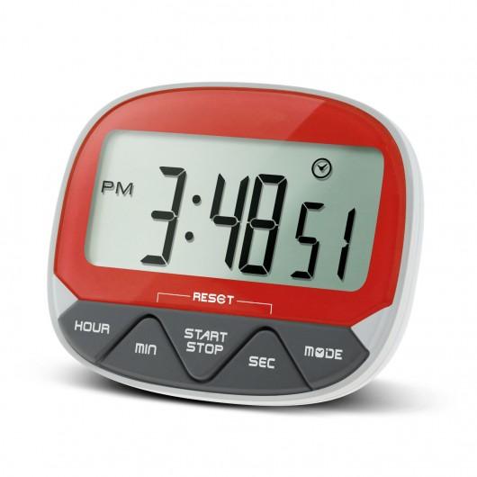 CR-322  Jumbo Display Timer with Alarm Clock