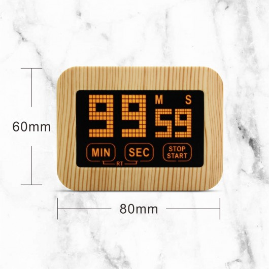 CR-326L  LED Touch Screen Timer