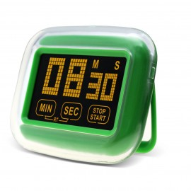 CR-327  Crystalline 'Touch panel Display' Timer