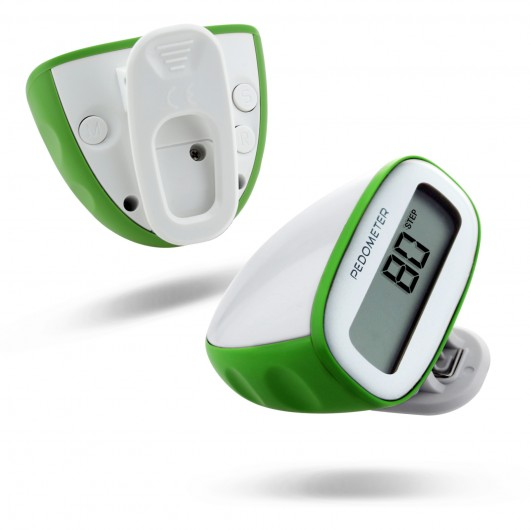 CR-718  Top View Multi Function Pedometer
