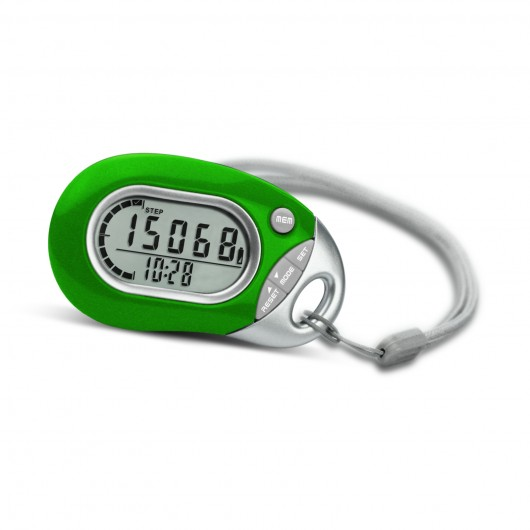 CR-771G  3D Sensor Multi Functions Pedometer with Memory