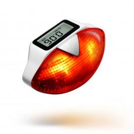 CR-792  Safety Light Pedometer