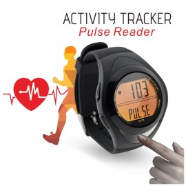 CR-891  Activity Tracker with pulse reader
