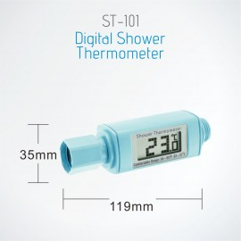ST-101 Digital Shower Thermometer